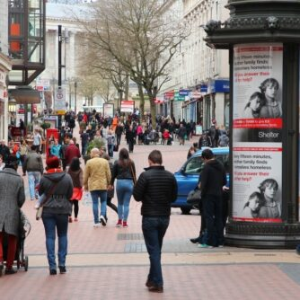 Town Centres - Record growth for Redvision rugged PTZs
