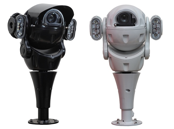 Analogue X-SERIES™ rugged PTZ dome cameras continue to be produced by Redvision.