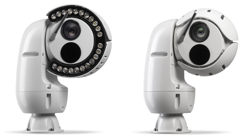 Redvision launches the VOLANT™ DUO; a combined thermal and IP, rugged PTZ camera.
