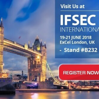 See Redvision cameras at IFSEC London 2018 on the Digifort stand B232.