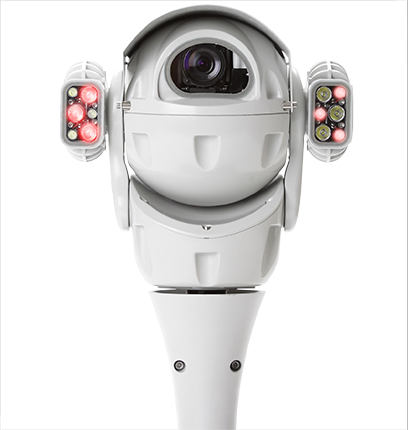 X‑SERIES™ Ruggedized CCTV Cameras