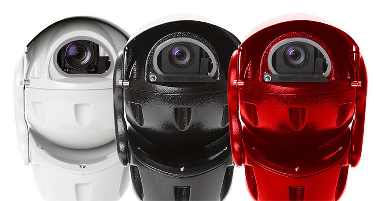 Custom Colours Cctv Camera